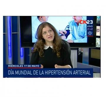 Entrevista - Dia Mundíal de la Hipertensión Arterial