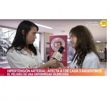 Hipertensión Arterial: afecta a 1 de cada 3 argentinos en Hoy nos toca