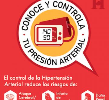 Resultados de la primera campaña de hipertensión arterial
