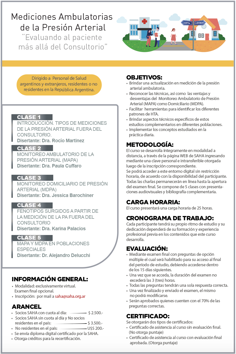 Curso Mediciones Ambulatorias