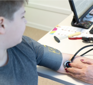 Hipertensión arterial en la infancia: un riesgo que pasa inadvertido.